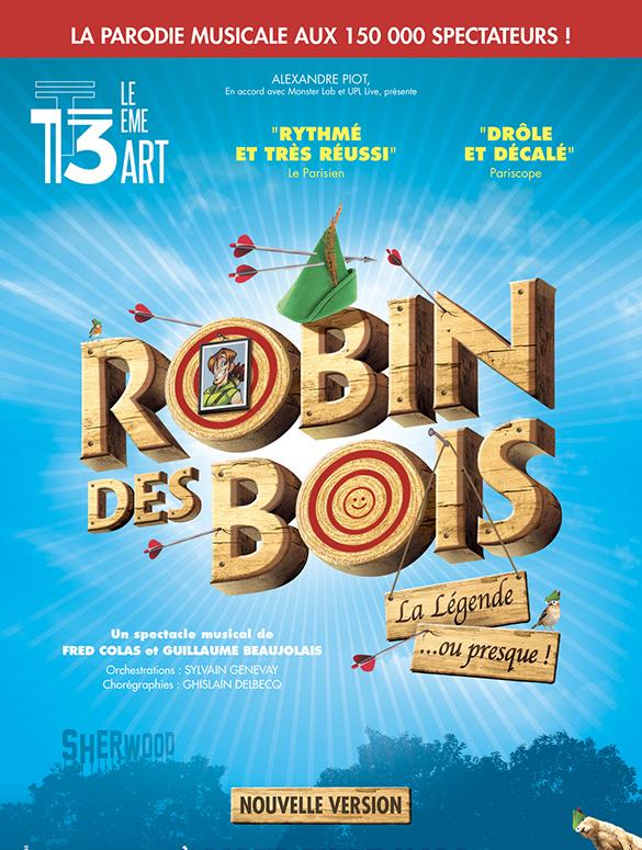 Robin des Bois: La légende ou presque