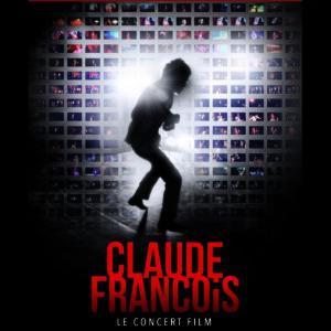 Claude François le concert film