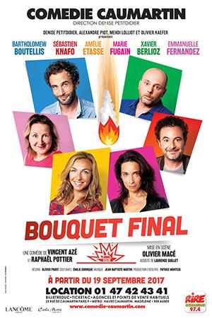 Affiche Bouquet Final